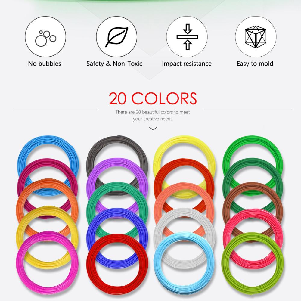 1.75mm 3D Printer Pen Print Filament ABS Environmentally Friendly Material-3.jpg